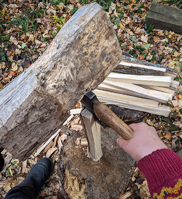 Step 2 Square Pieces for Cabin